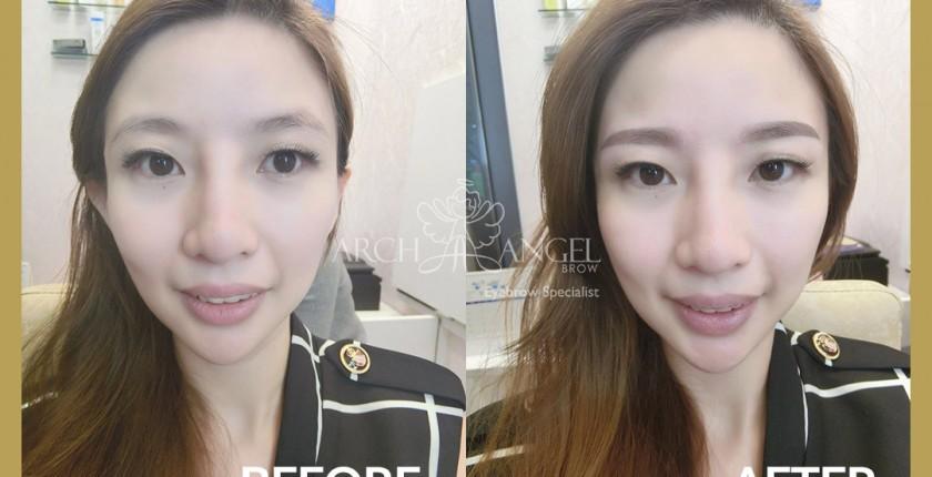 Eyebrow Embroidery - Korea combo eyebrow 2