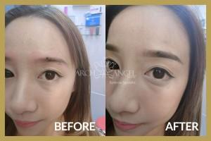 Eyebrow Embroidery - Korea combo eyebrow 4