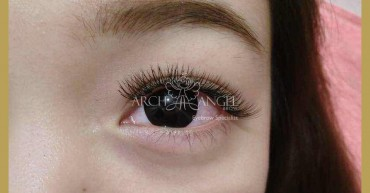 6D eyelash extension