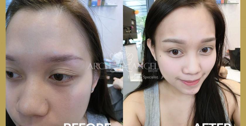 Korea combo eyebrow