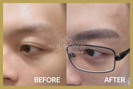Men natural eyebrow 2
